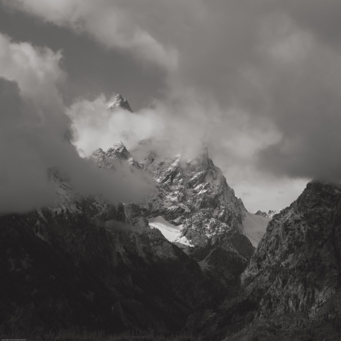 Teton Mists