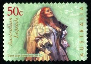 8493592-australia--circa-2004-stamp-printed-by-australia-shows-dame-joan-sutherland-opera-singer-circa-2004