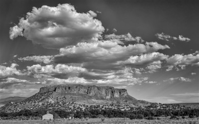 The Church at Black Mesa