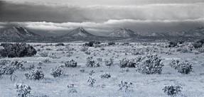 Cerrillos Hills - Winter