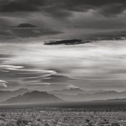 Death Valley Mists