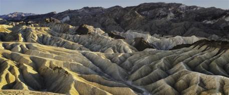 Zabriskie Point, Death Valley National Park.