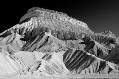 Mt. Garfield near Palisades, CO.